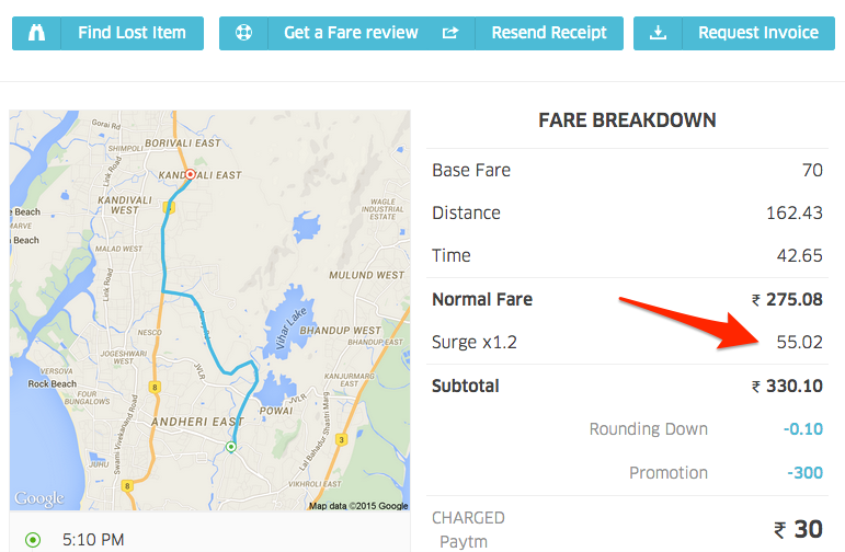 Uber Fare Review >> Uber S Unfair Fare Review System Rahul286